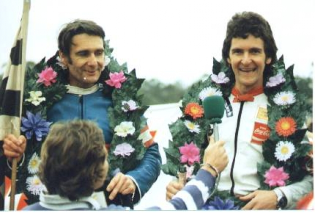 1977 Six Hour presentation ceremony