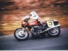 Ken on the BMW R100/S Six Hour 1977